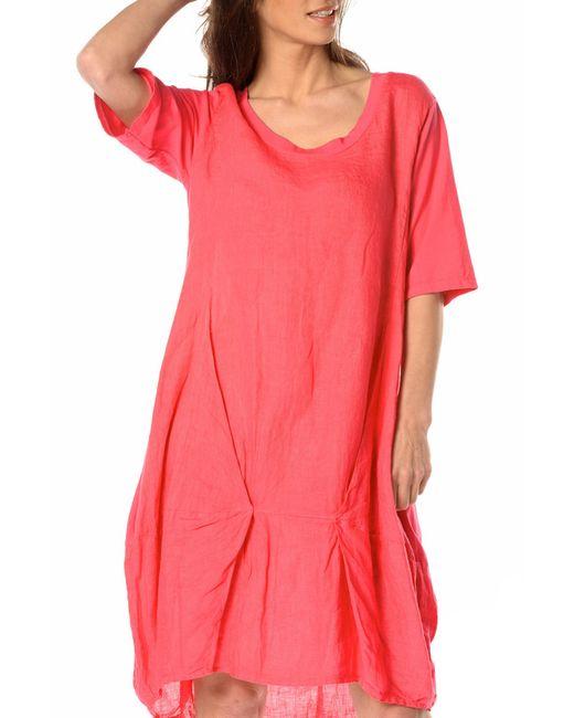La Belle Parisienne | Женское Красное Платье