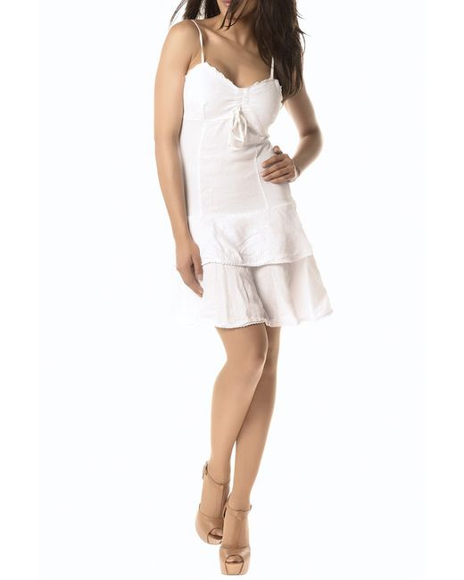 La Belle Parisienne | Женское Белое Платье