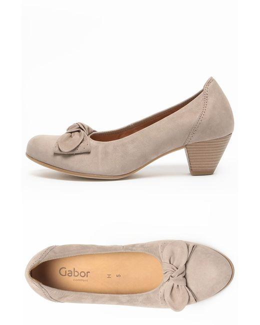 Gabor | Женские Коричневые Туфли