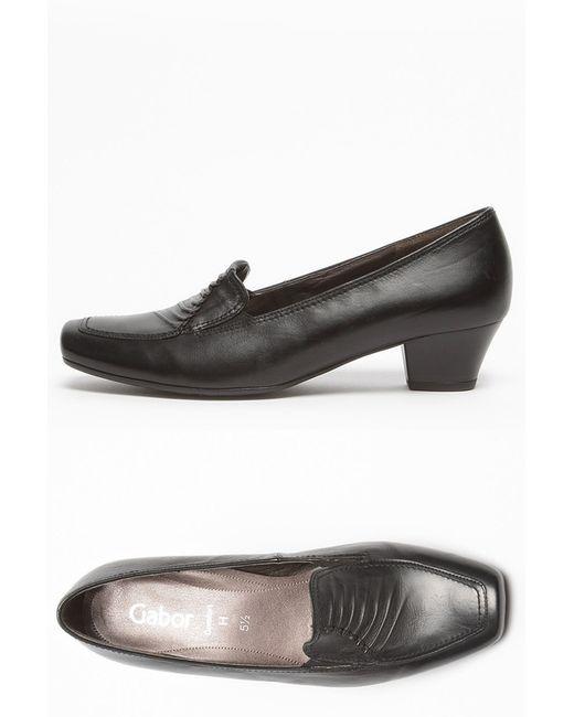 Gabor | Женские Чёрные Туфли