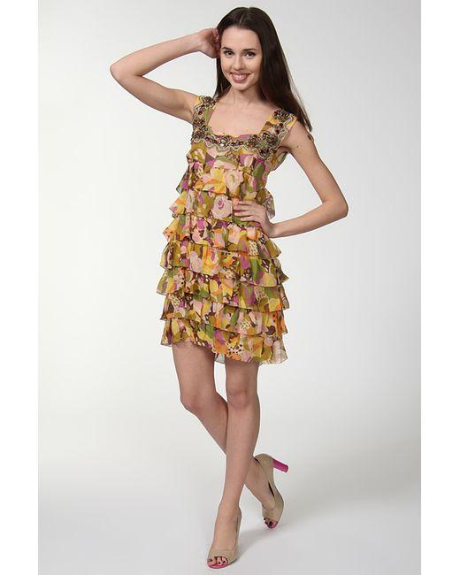 Collette Dinnigan | Женское Розовое Платье
