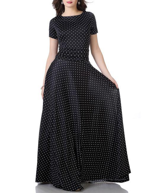 Olivegrey | Женское Чёрное Платье