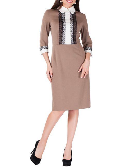 Sonett | Женское Бежевое Платье