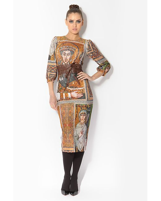 Tutto Bene | Женское Платье С Поясом