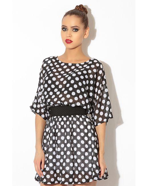 L.A.V. Fashion   Женское Чёрное Платье