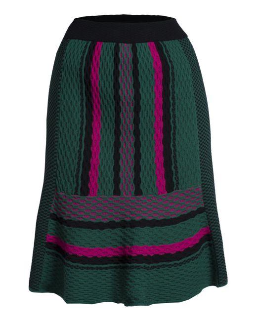 Missoni | Женская Зелёная Юбка