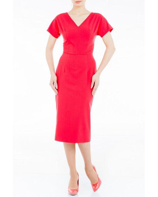 Levall | Женское Красное Платье