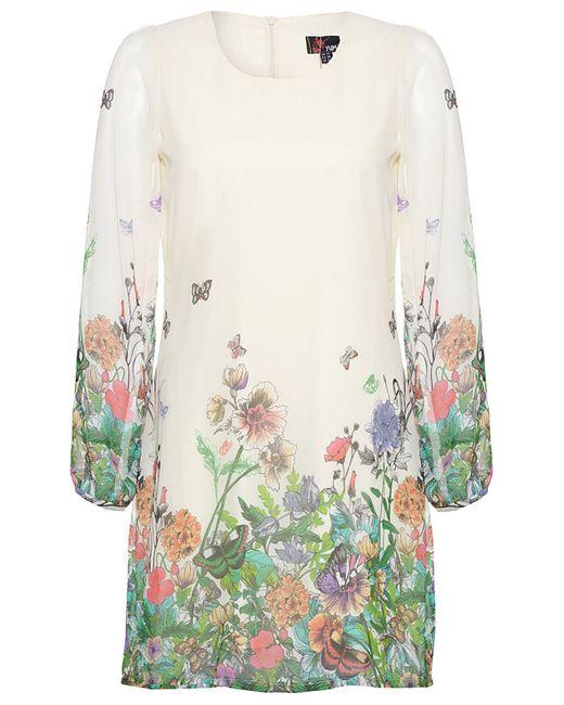 Yumi | Женское Многоцветное Платье