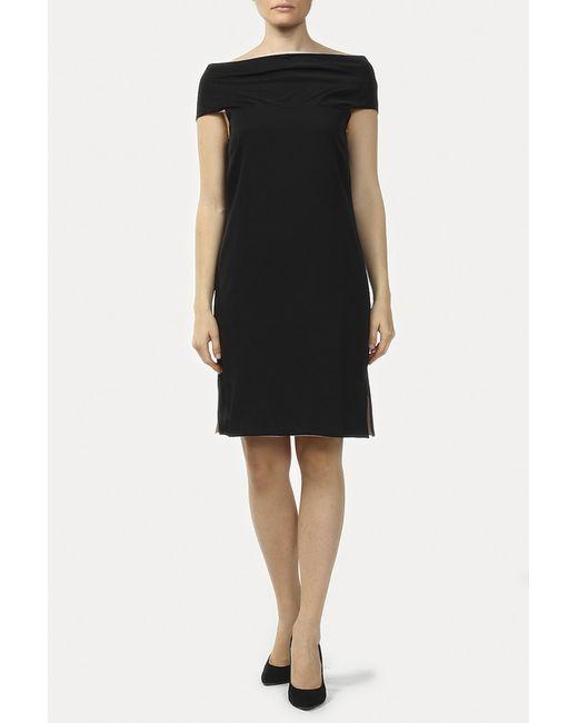 Catherine Malandrino   Женское Чёрное Платье