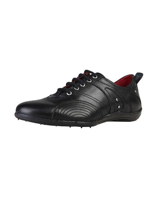Versace 19•69   Мужские Чёрные Туфли