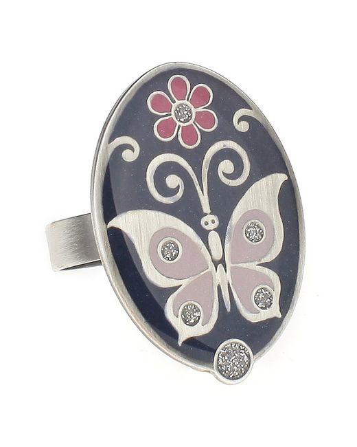 Clara Bijoux | Женское Розовое Кольцо