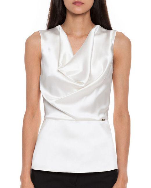 Simple   Женская Белая Блуза