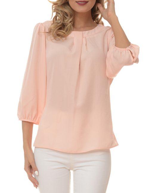 Selfie   Женская Розовая Блуза
