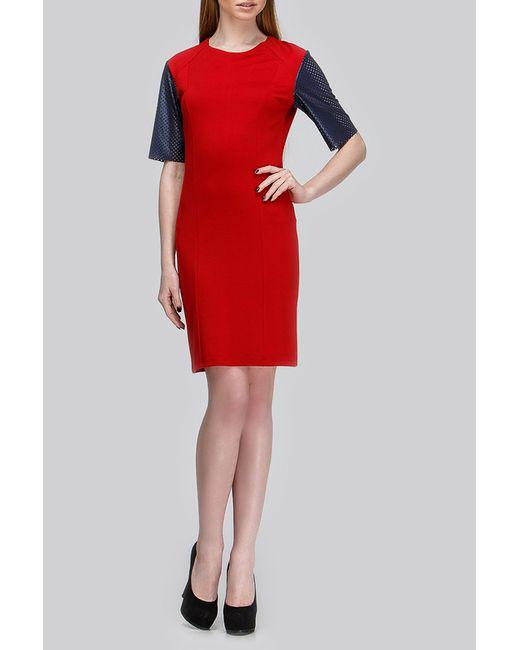 Adelin Fostayn   Женское Красное Платье