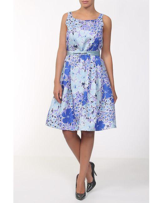 MARIA COCA   Женское Синее Платье