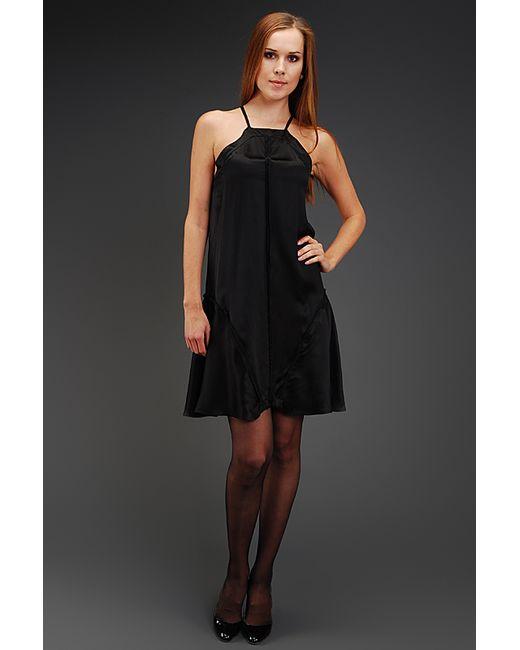 Miu Miu | Женское Чёрное Платье