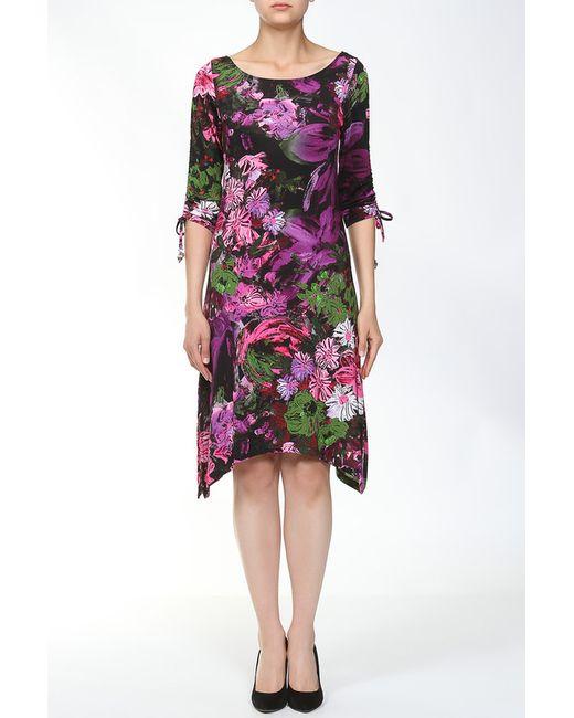 Marly' S | Женское Многоцветное Платье