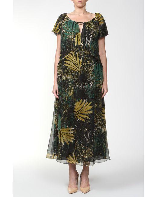 Marly' S   Женское Зелёное Платье