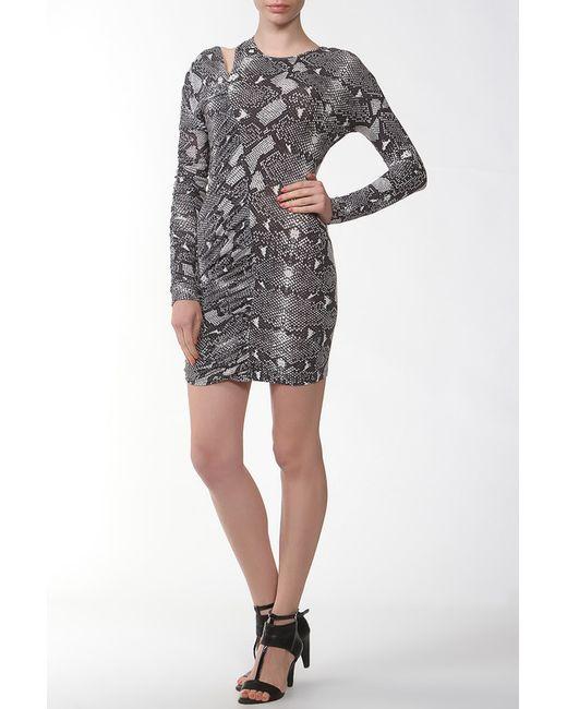 Balmain | Женское Многоцветное Платье