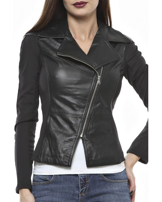 L.Y.N.N By Carla Ferreri   Женская Чёрная Куртка
