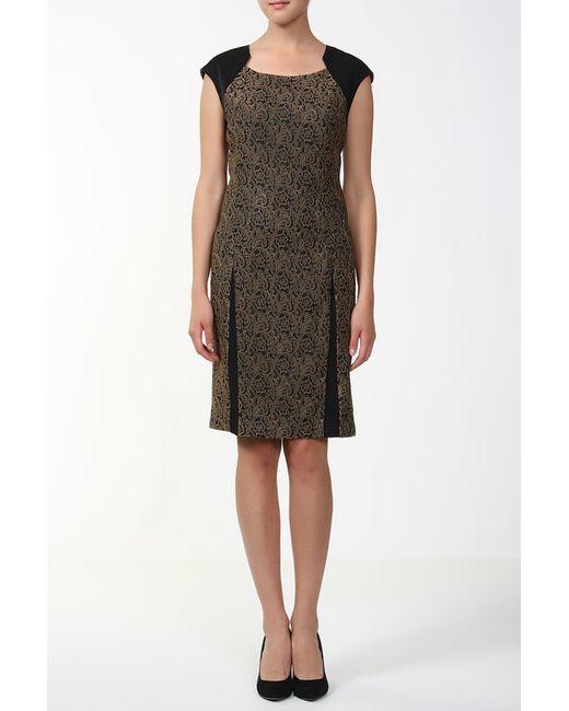 VITO Exclusive | Женское Золотое Платье
