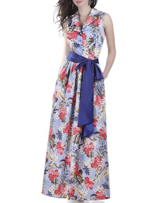 Olivegrey   Женское Красное Платье