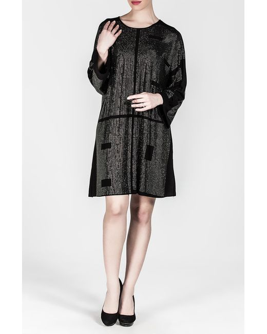 Moda di Lorenza | Женское Серое Платье