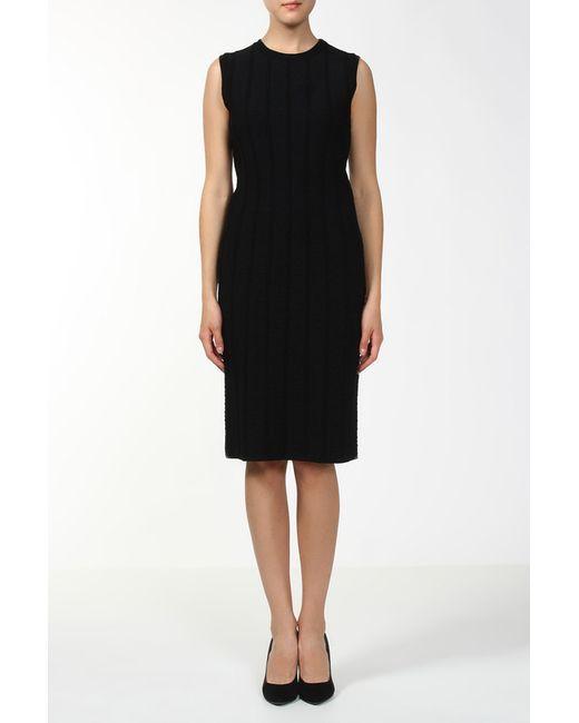 Alaïa | Женское Чёрное Платье