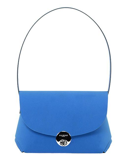 Almini Milano | Женская Синяя Сумка