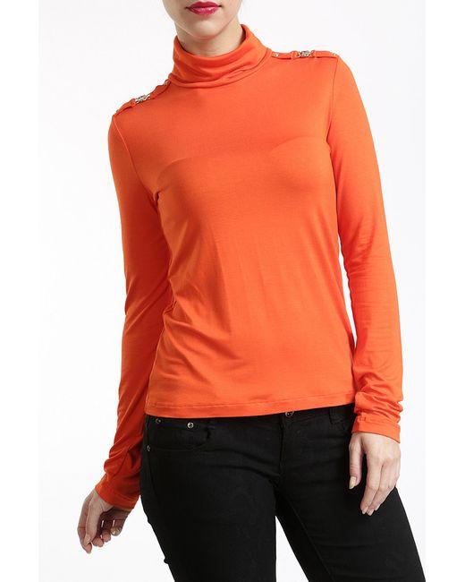 Versace Jeans Couture   Женская Оранжевая Футболка