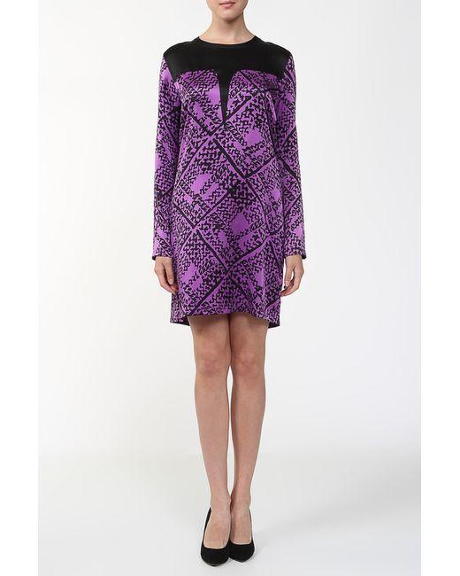 Saint Laurent   Женское Многоцветное Платье