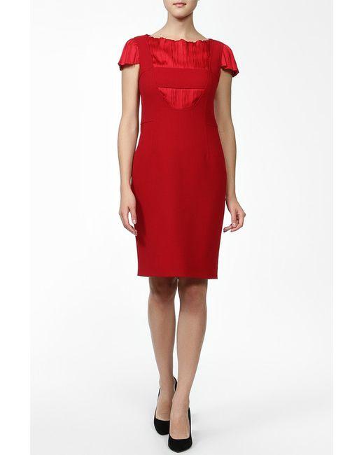 Marly' S | Женское Красное Платье