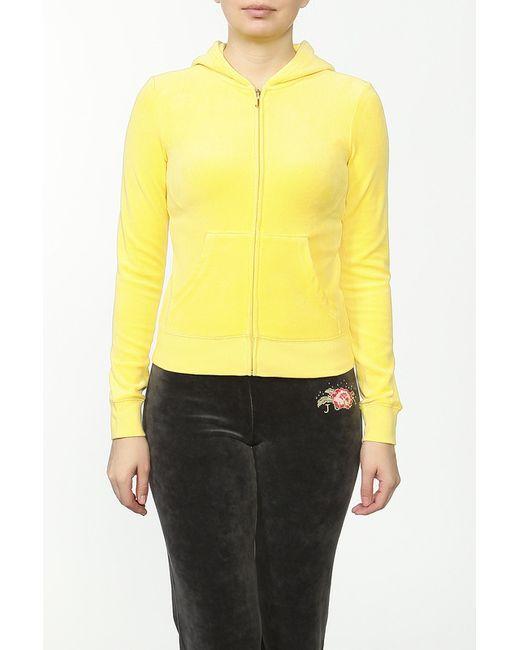 Juicy Couture | Жёлтая Толстовка Core