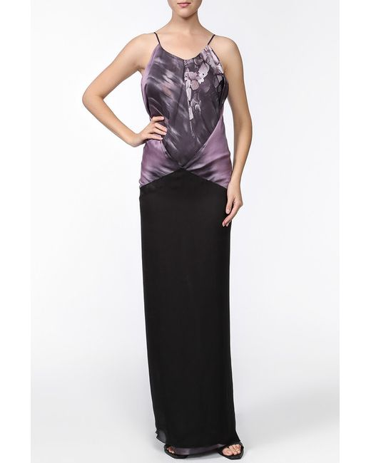 Roberto Cavalli   Женское Многоцветное Платье