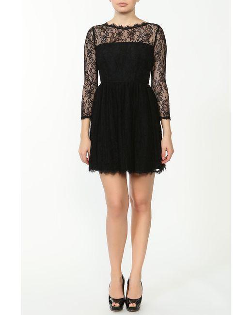 Juicy Couture   Женское Чёрное Платье