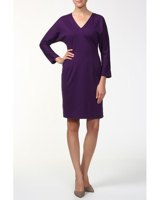 BERTEN | Женское Фиолетовое Платье