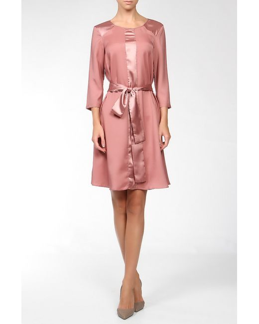 BERTEN   Женское Розовое Платье
