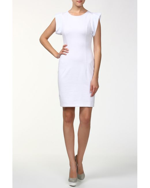BERTEN   Женское Белое Платье