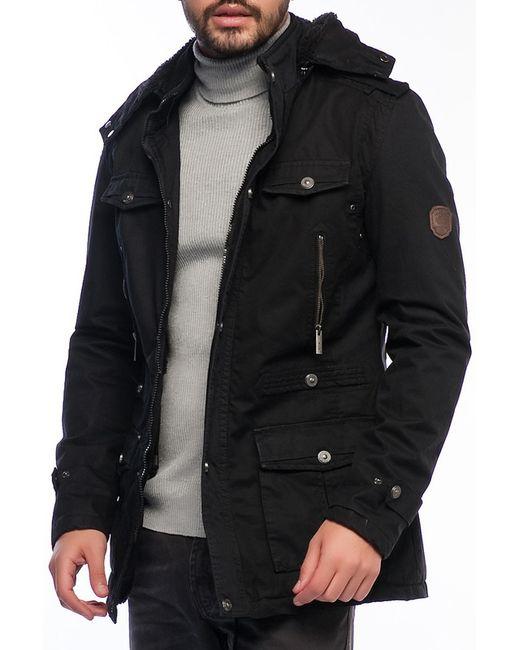 LET'S GO | Мужская Чёрная Куртка
