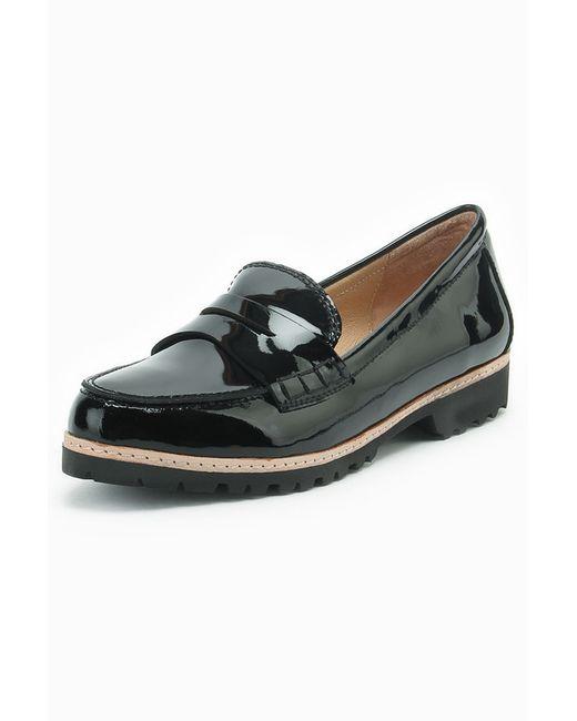 Zumita | Женские Чёрные Туфли Закрытые