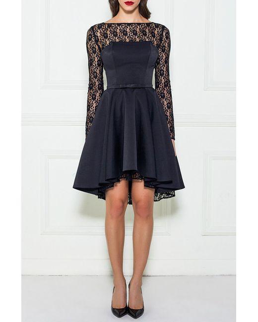Isabel Garcia   Женское Чёрное Платье