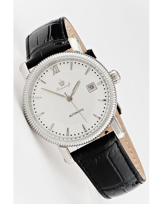 Romanoff | Мужские Серебряные Часы Наручные