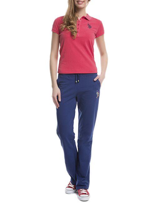 U.S. Polo Assn. | Женские Многоцветные Брюки Спортивные