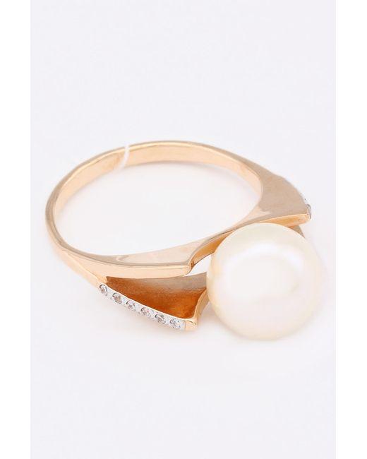 DE FLEUR | Женское Белое Кольцо