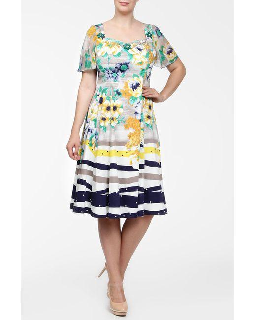 Elisa Fanti | Женское Многоцветное Платье