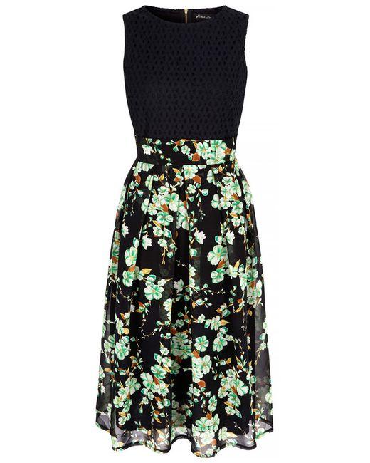Myla London | Женское Зелёное Платье
