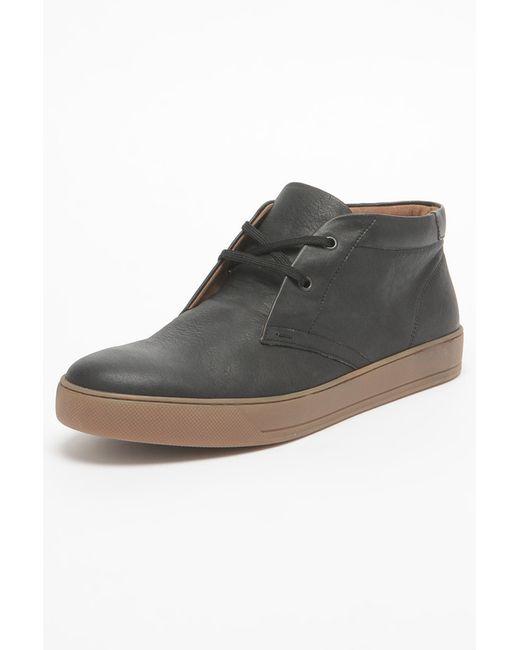 FRECCIA | Мужские Чёрные Ботинки