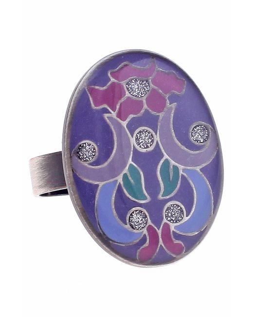 Clara Bijoux | Женское Фиолетовое Кольцо
