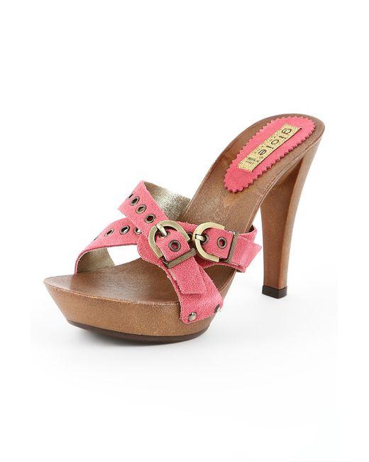 Gioie Italiane | Женское Розовое Сабо