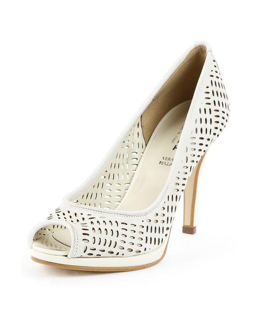 Sk | Женские Бежевые Туфли